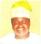 Chief (Dr) M.A. Adekanmbi  Ba-Ajose Owu