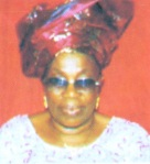 Chief Mrs Monsra Bankole  Iyaloja Owu