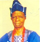 Chief E.A.Odeyemi  Obamaja of Owu