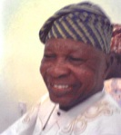 Chief Victor Adebodun Olori-Parakoyi Apomu-Owu