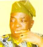 Chief Niyi Adegbenro  Seriki Owu