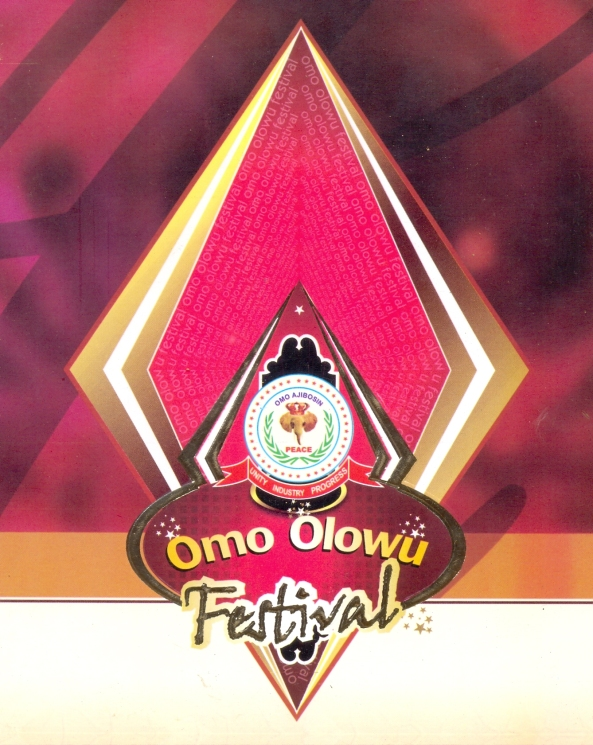 Omo-Olowu Festival logo