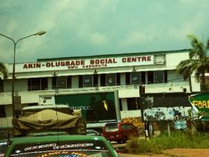 Akin-Olugbade Social Center, Abeokuta